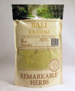 Remarkable Herbs Bali Kratom Powder