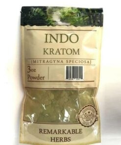 Remarkable Herbs Indo Kratom Powder