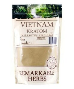 Remarkable Herbs Kratom Vietnam Powder