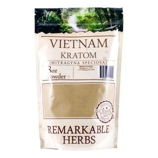 Remarkable Herbs Kratom Vietnam Powder