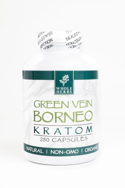 Whole Herbs Borneo Capsules