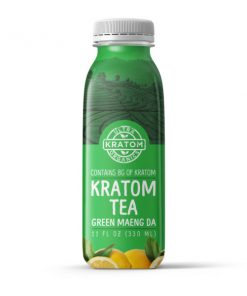 Ultra Kratom Green Maeng Da Tea