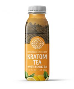 ultra kratom White Maeng Da Tea